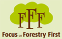 Focus on Forestry First Logo